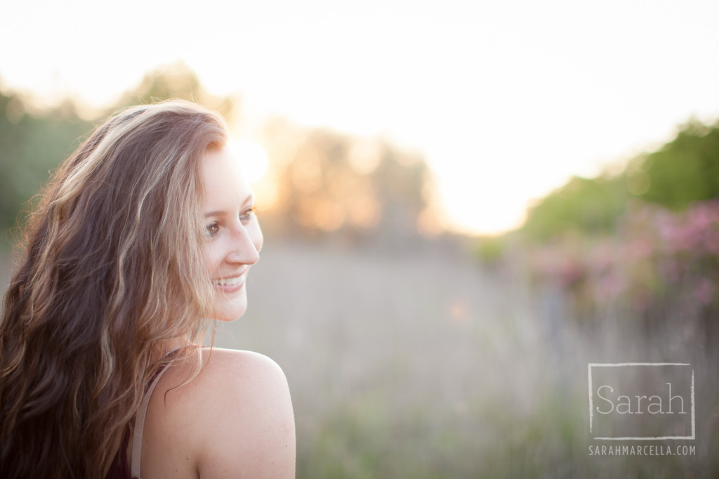 Sonoma County Senior Photography
