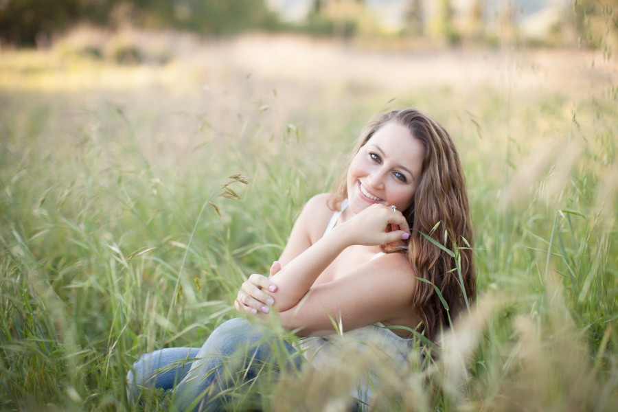 Senior Portrait Photography in Sonoma County