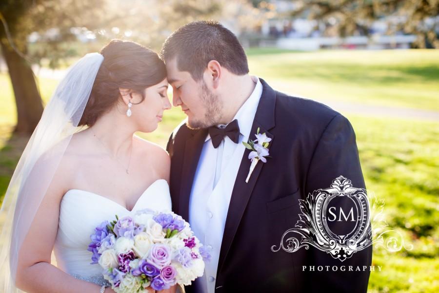 Beautiful February Wedding in Sonoma County