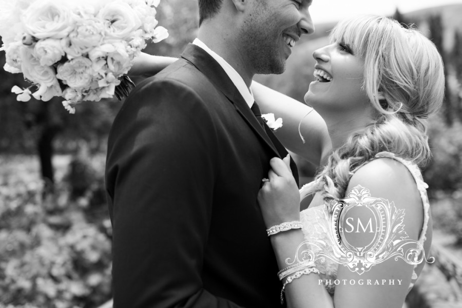 Sam and Mallory's wedding at Viansa Winery in Sonoma