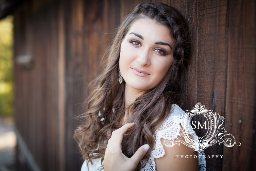 Sonoma County High School Senior Photography