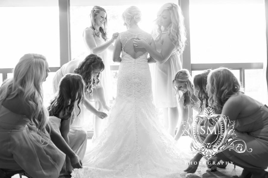 Danny and Jocelyn – Sonoma County Wedding Photographer – Oakmont Golf Club