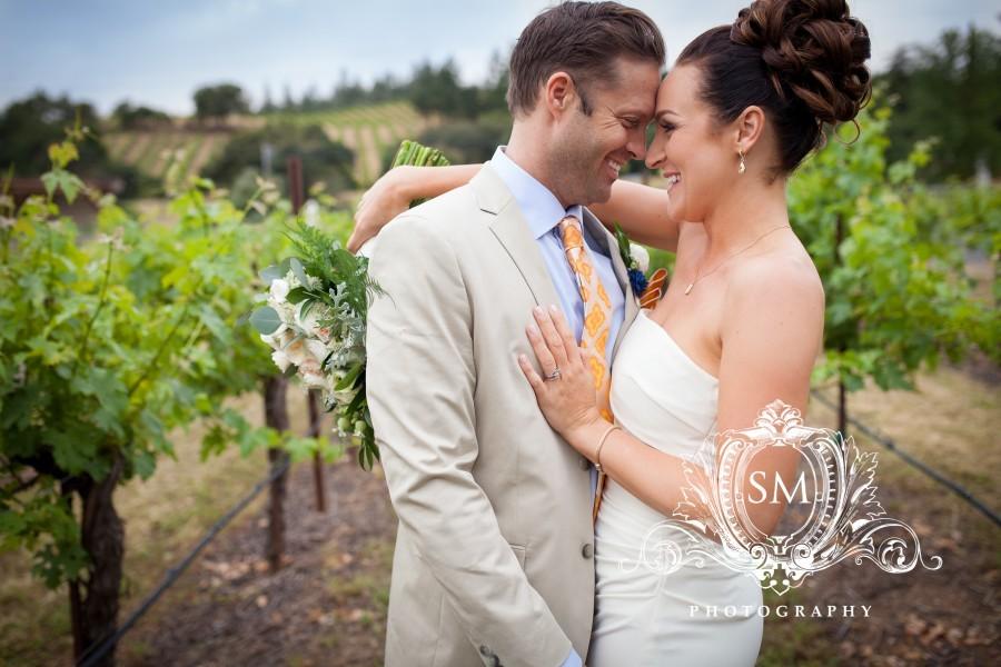 Gabe and Macy – Trione Winery Wedding – Geyserville, CA – Wedding Photographer