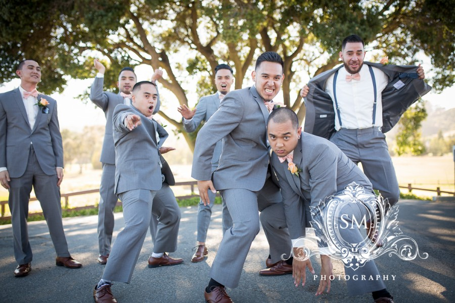 Wedding Photography Peacock Gap San Rafael