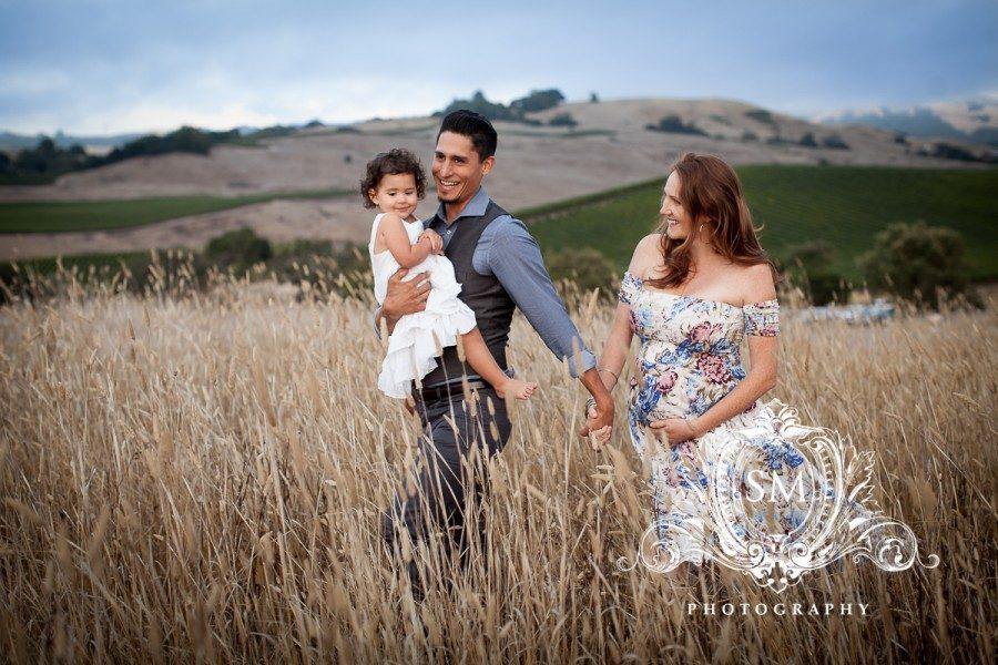 Maternity Photographer – Sonoma – Santa Rosa – Family Photography