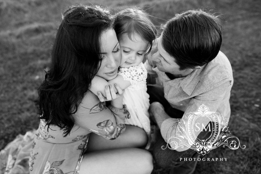 Family photography – Liz and Malcolm – Sonoma, CA