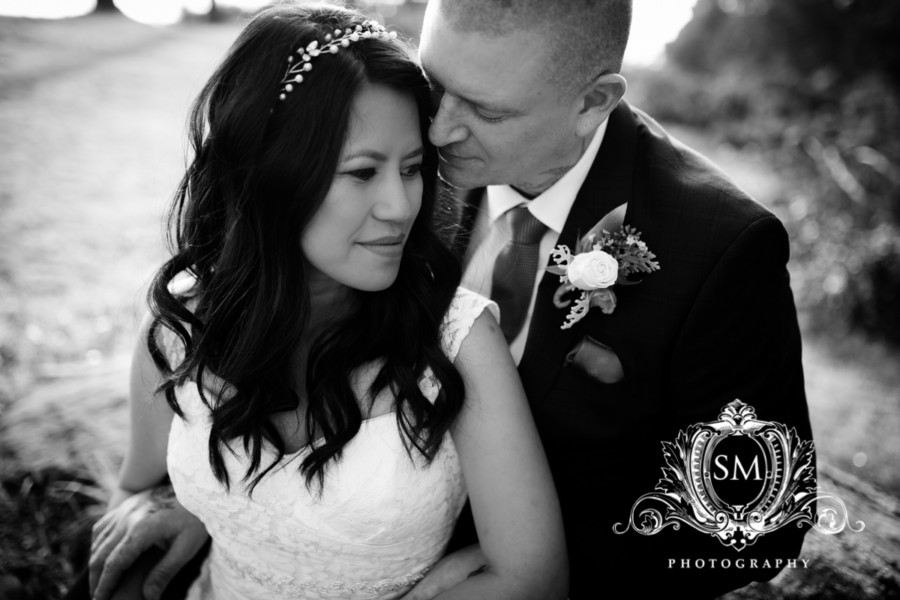 Elopement shoot in Sonoma Wine Country by the Coast